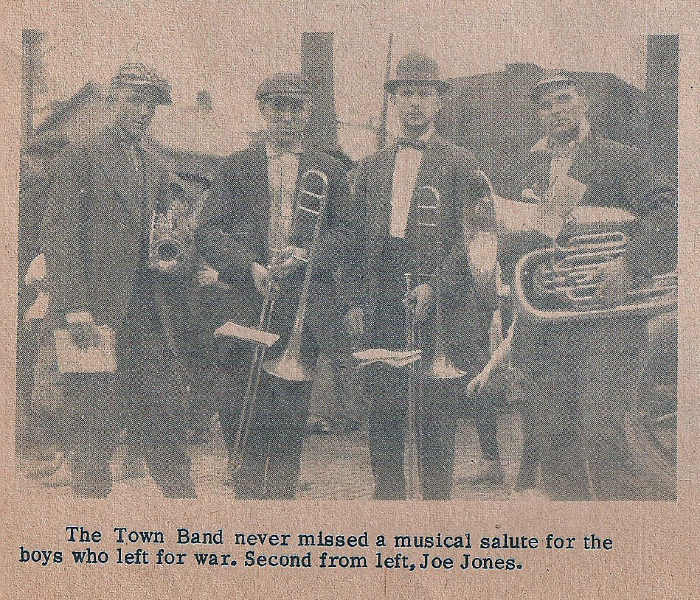 Follansbee Citizen Band-1917