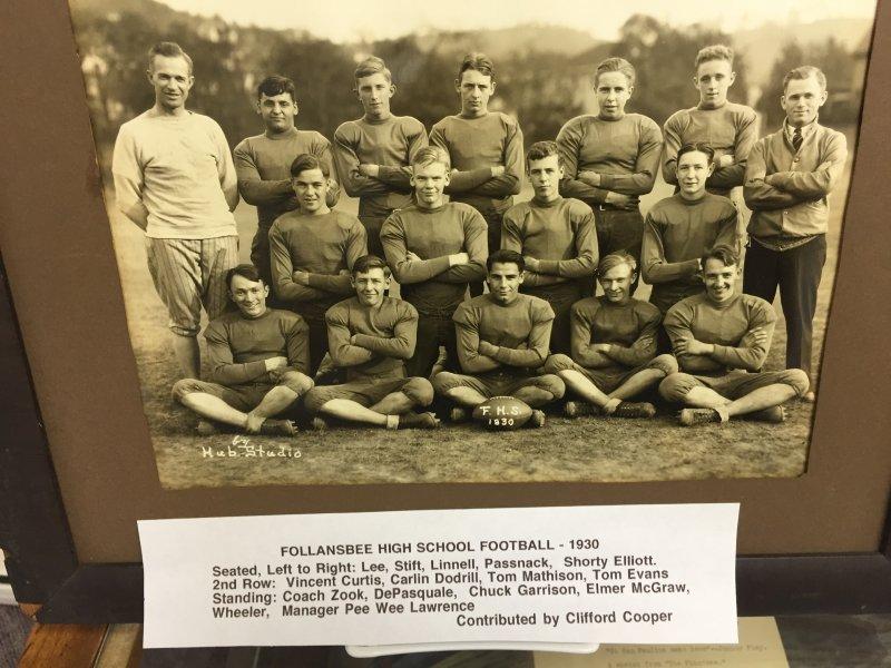 1930 FHS Football