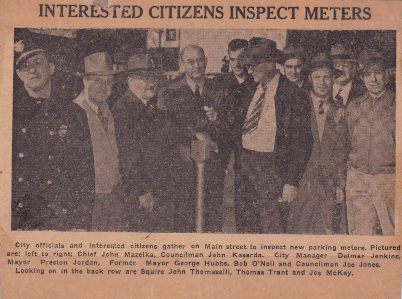 Citizens Inspect Meters