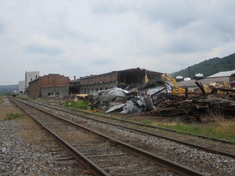 Demolished Mill