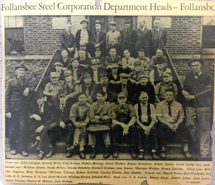 Follansbee Steel