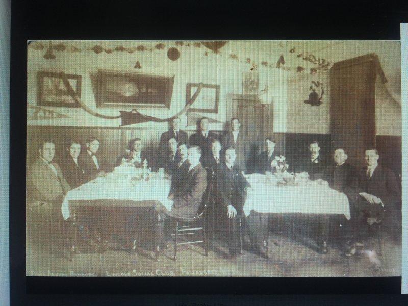 1910 Lincoln Social Club
