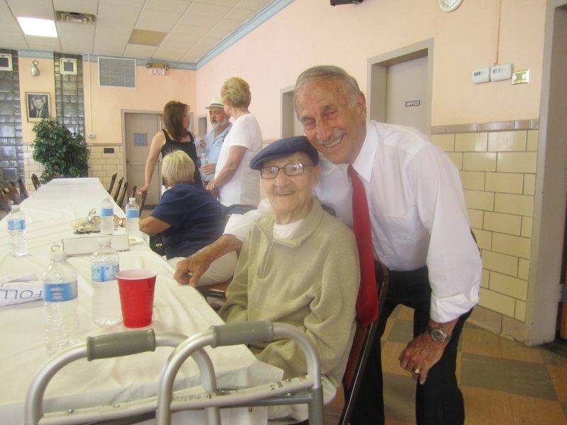 Joe Prest 100th Birthday