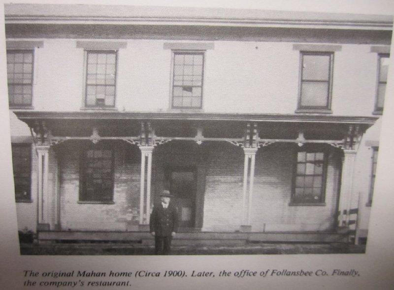 Mahan Home 1900
