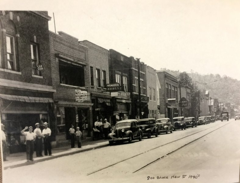 Main Street 1940