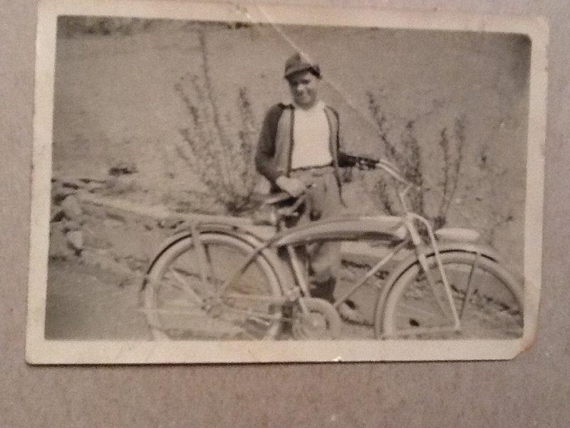 Montgomery Ward Bike
