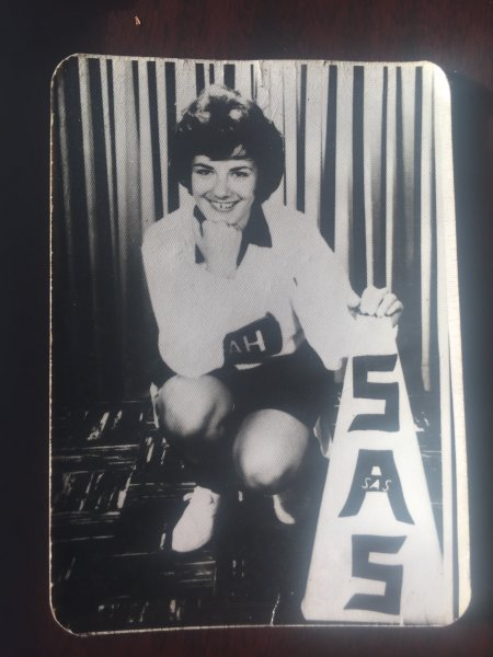Patty Sistilli 1964