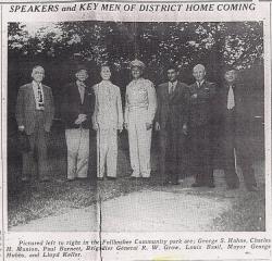 Speakers-Key Men