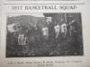 1917 Basketball Team