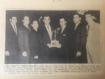 1957 OVAC Class A Champs