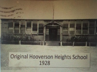 Early Hooverson Heights