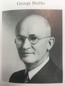 George Hubbs-Mayor