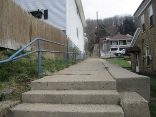 Hillside Steps