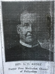 Rev. Free Methodist
