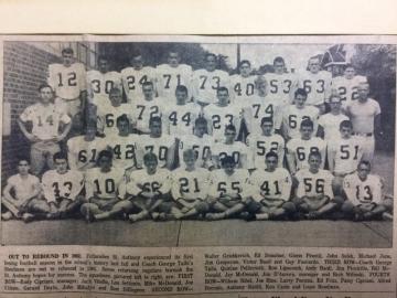 St. Anthonys Football Team